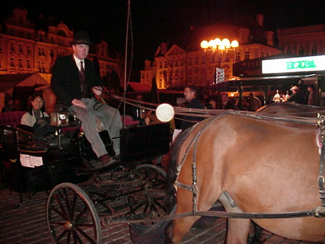 Carriage Ride anyone??